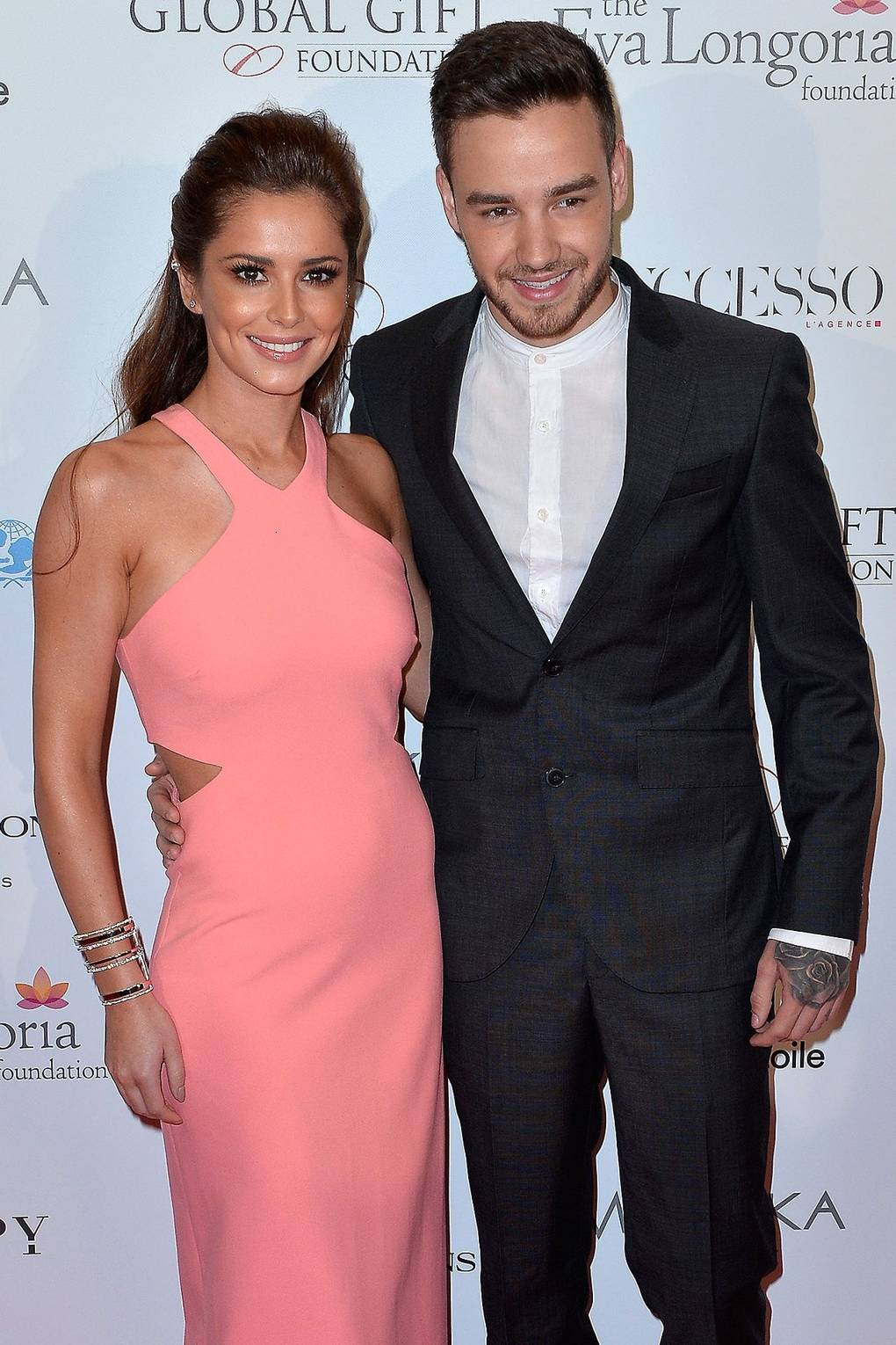 Liam & Cheryl\'s Baby Name & Photos: Picture Of Liam & His Son ...