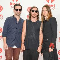 30 Seconds To Mars at the iHeartRadio Music Festival
