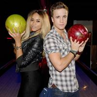 Sam Callahan and Tamera Foster