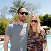 Michael Polish and Kate Bosworth at Coachella 2012