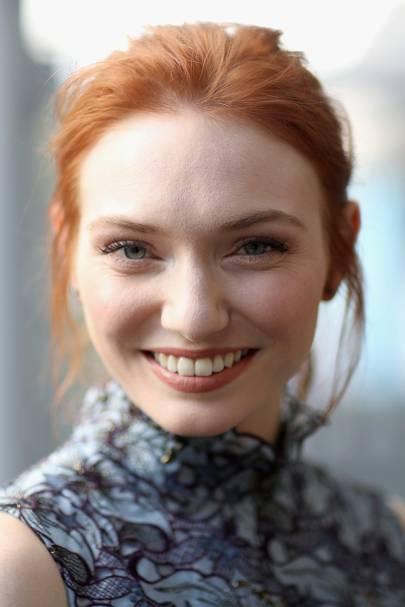 We Found This Fiery Redhead Liz