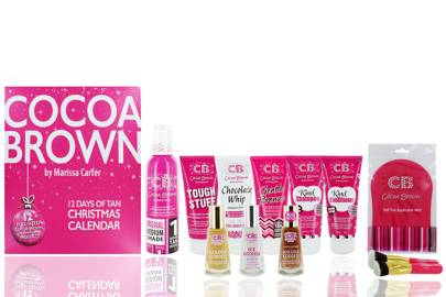 Cocoa Brown by Marissa Carter Advent Calendar