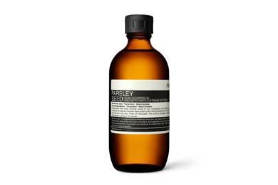 Aesop Parsley Seed Facial Cleansing Oil, £43