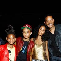 Will Smith and & Jada Pinkett