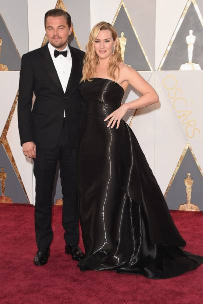 Leonardo DiCaprio (with Kate Winslet) - 2016