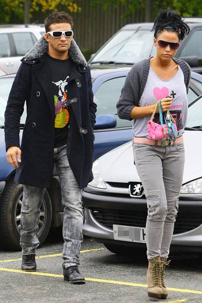 Katie Price marriage break-up
