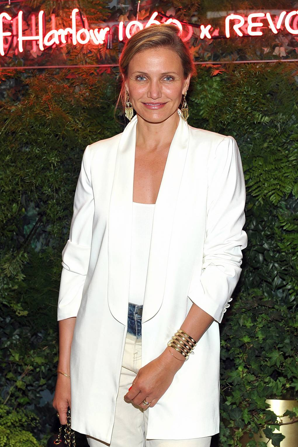 Cameron Diaz To Retire From Acting Glamour Uk