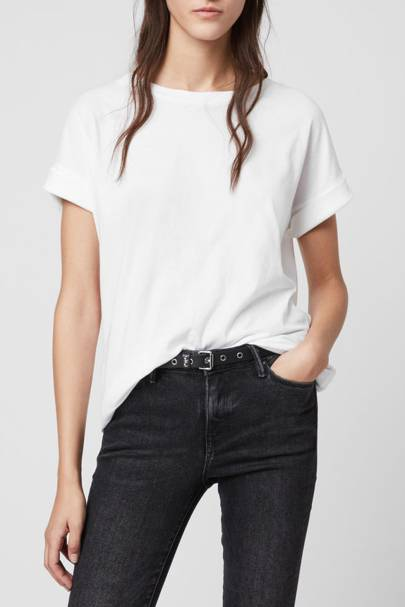Best White T-Shirt for Women UK: 21 White T-Shirts To Shop ...