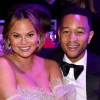 Chrissy's tweet: 'My husband didn't even take his last name?' - March 2018