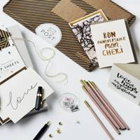 The stationery subscription box