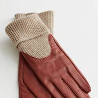 Best ribbed cuff winter gloves for women