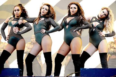 Little Mix steal the show