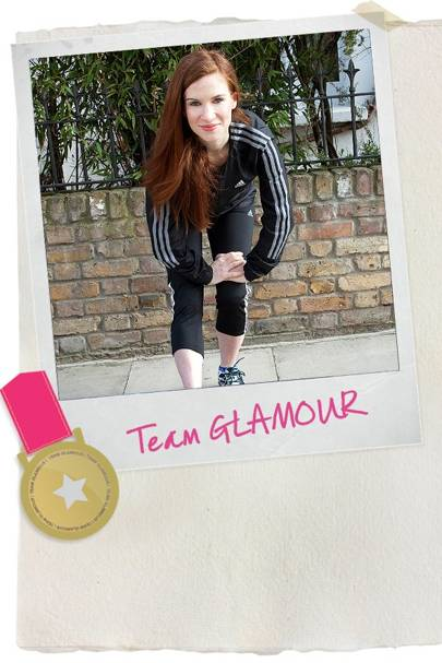 Runner profile: Juliet Oldfield