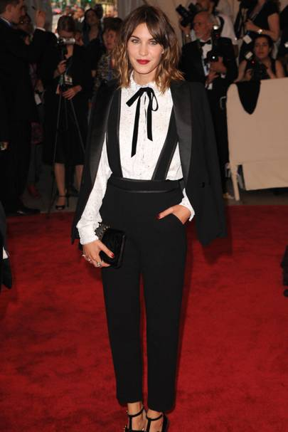 DO #14: Alexa Chung in 3.1 Phillip Lim at the MET Ball, May