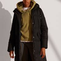 Superdry duvet coat