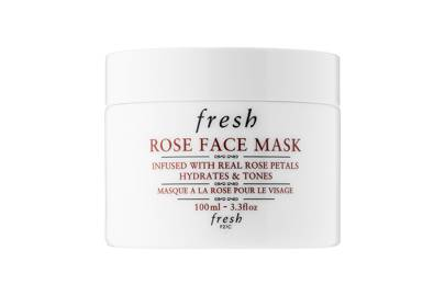 Fresh Rose Face Mask, 30ml