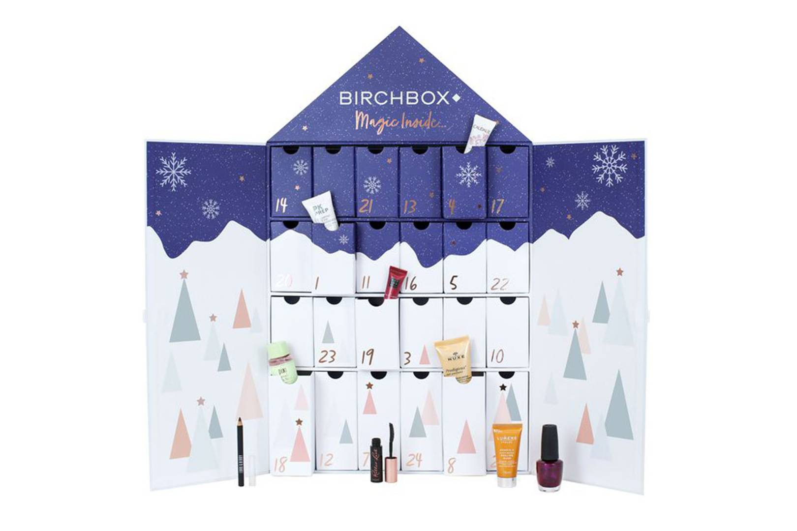Beauty Advent Calendars 2018 The Best Christmas Makeup Collections