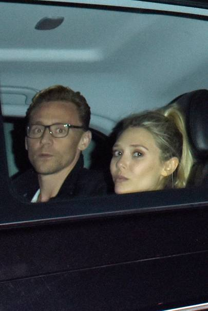 Tom Hiddleston & Elizabeth Olsen