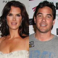 Brooke Shields and Dean Cain