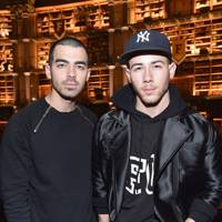 Joe and Nick Jonas