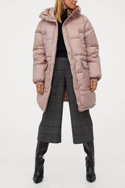 Best Puffer Jacket for Women: H&M