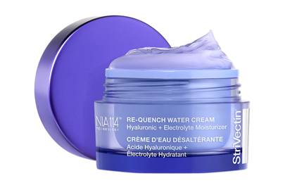 StriVectin Re-Quench Water Cream, £45, Feel Unique