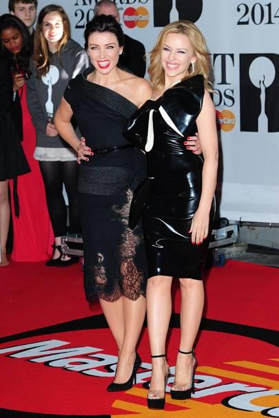 Dannii and Kylie Minogue