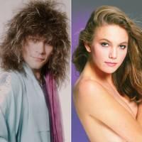 Jon Bon Jovi & Diane Lane