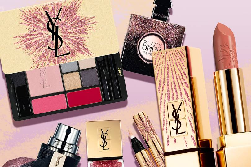 Ysl Beauty Christmas Collection Is Dreamy Nail Varnish