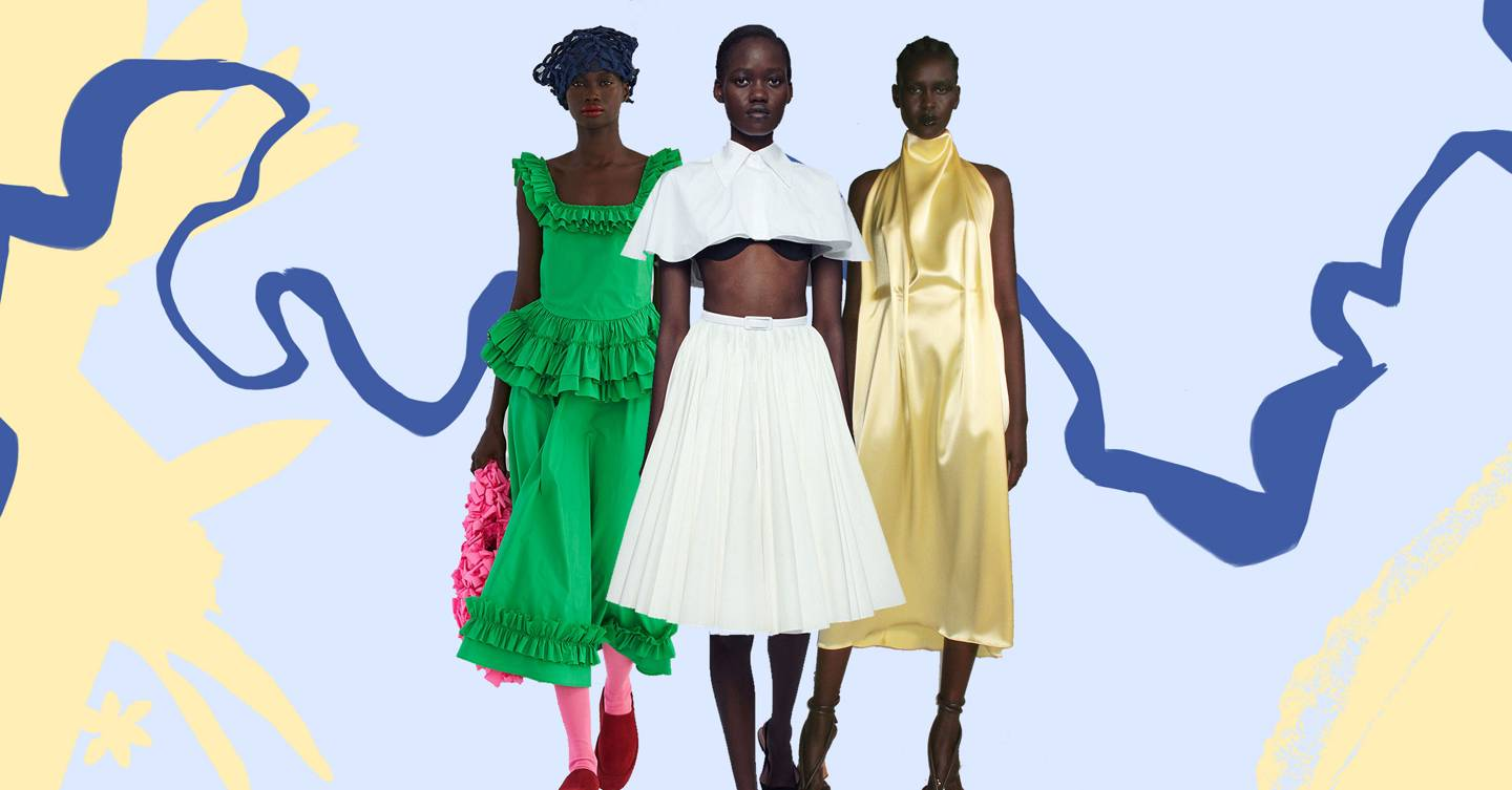 5 trends from London Fashion Week that we'll all be wearing next spring and beyond