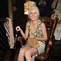 Heidi Klum Halloween 2013