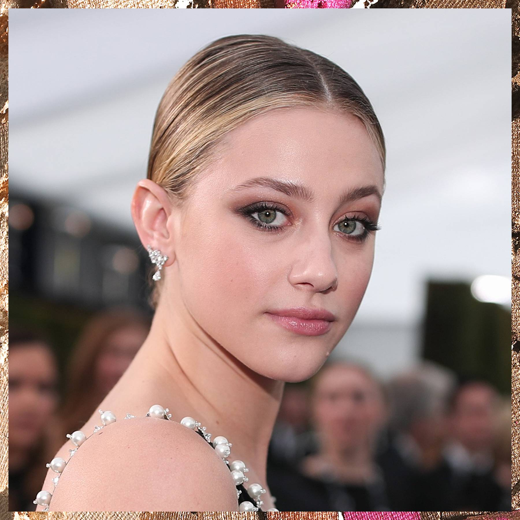 The power product behind Lili Reinhart's stunning ballet bun at the SAG Awards 2020 cost just £11