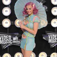 Katy Perry at the MTV VMAs 2011