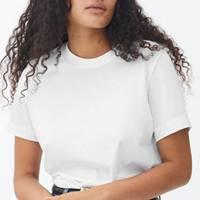 Best Crew Neck White T-Shirt: Arket White T-Shirts