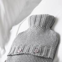 Best Hot Water Bottles: The White Company