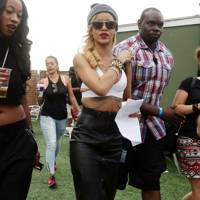 Rihanna at Wireless Festival