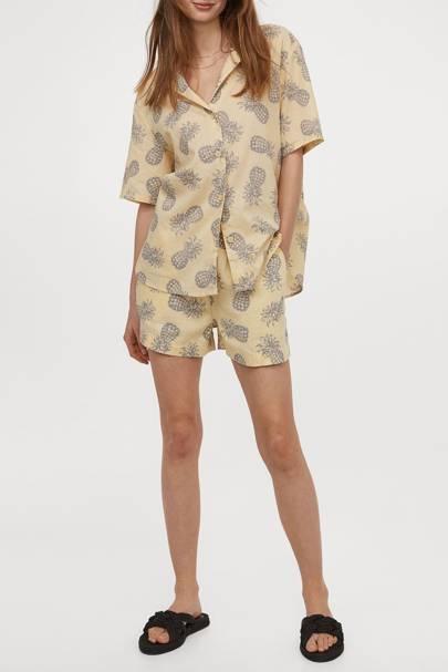 Summer Co-ords - Pineapple Print