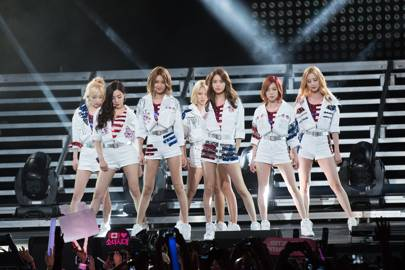 4. Girls' Generation