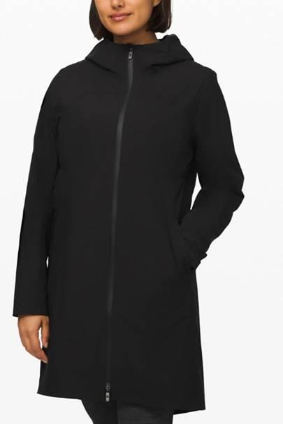 Best raincoats for women: Lululemon