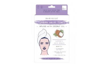 The hair towel