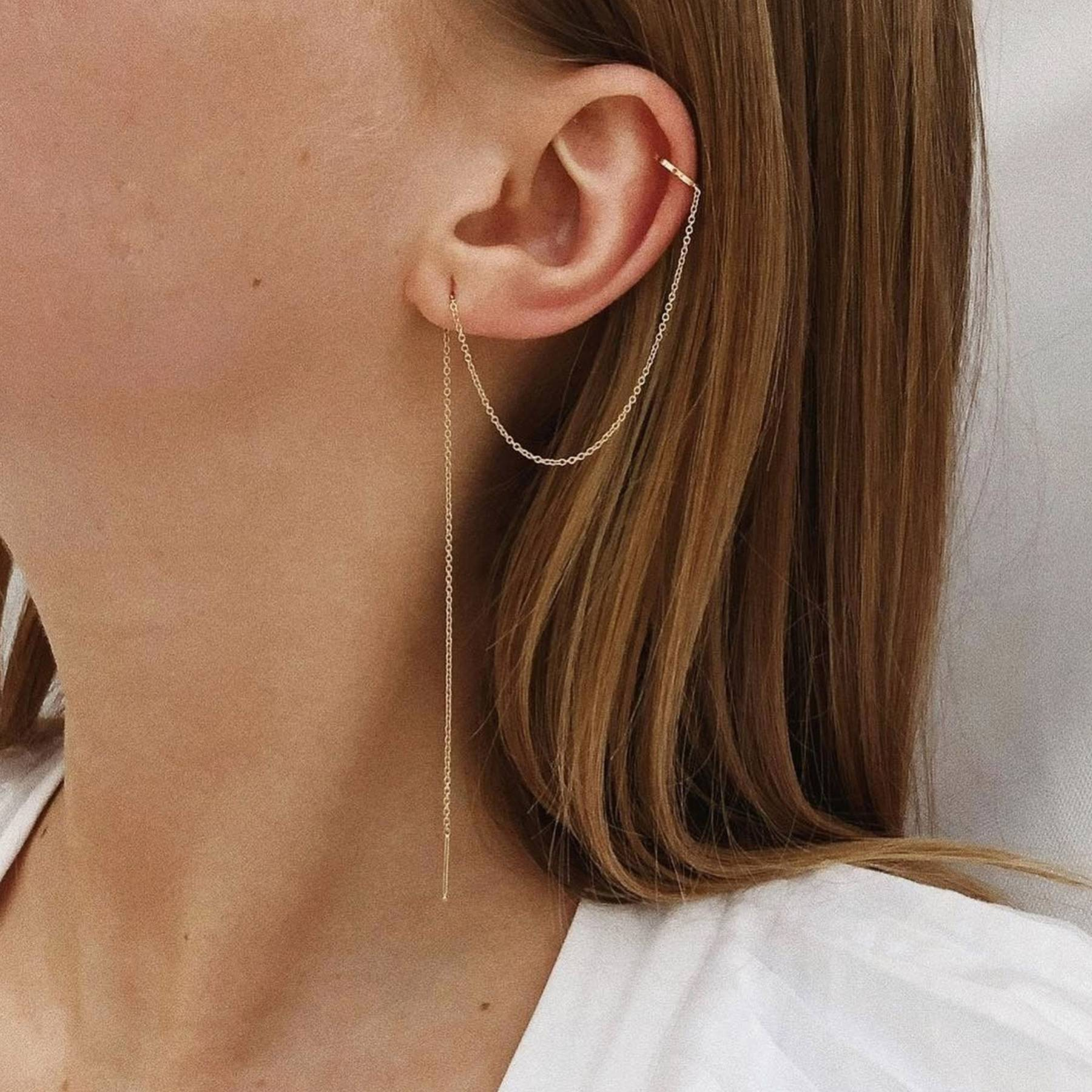 Different Types Of Ear Piercings And What They're Called