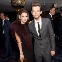 January: Louis Tomlinson and Danielle Campbell