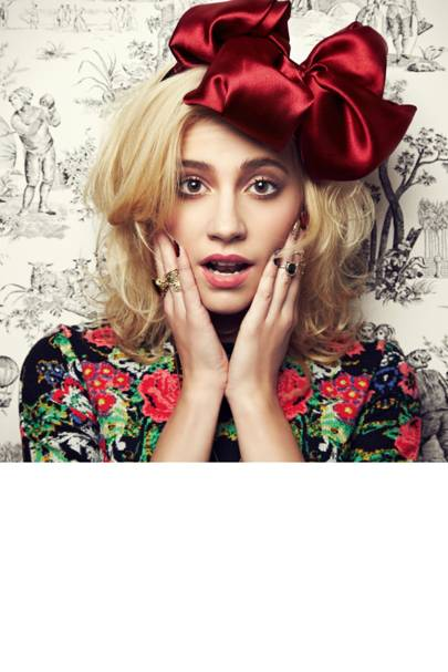 Pixie Lott For Rock 'N Rose