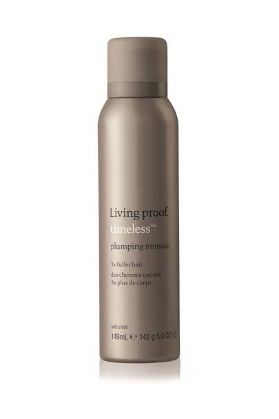 Living Proof Timeless Plumping Mousse, £15