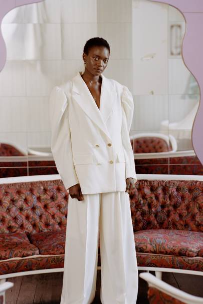& Other Stories just dropped an epic collection with fashion's favourite Scandi brand, Brøgger, and it will seriously elevate your wardrobe for 2021