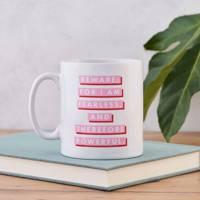 Feminist gifts: the mug