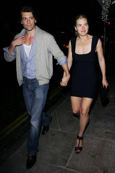 Kate Winslet & Louis Dowler