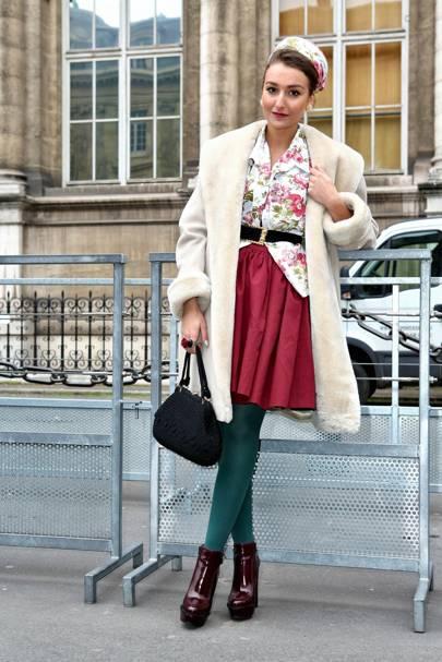 Gabriela Atanasov, Designer, Paris