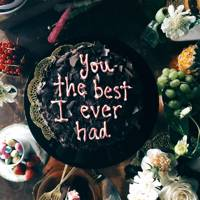Drake On Cake