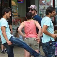 Taylor Lautner & err, Taylor Lautner